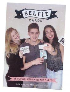 A Little Lovely Compagny - Selfie kaartjes