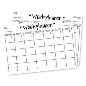byBean - Weekplanner