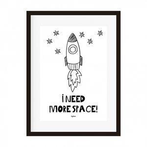 byBean - Poster I need more space