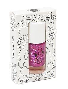 Nailmatic - Sheepy - roze met glitters nagellak