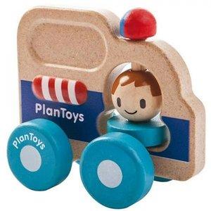 Plan Toys - Reddingswagen