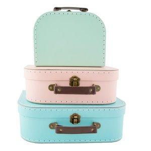 Opbergkoffertjes - Sass & Belle