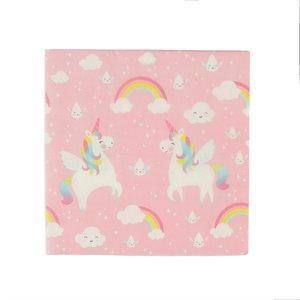 Servetten unicorn - Sass & Belle
