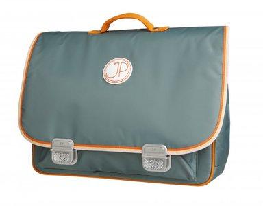 Jeune premier - Schoolbag Paris - Large Kaki Green
