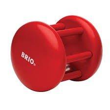 BRIO Rammelaar rood