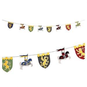 Dappere ridders slinger - Meri Meri