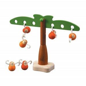 Plan Toys - Balancerende apen