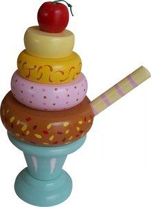 Stapelbaar ijsje - Magni
