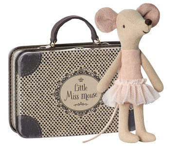 Ballerina, big sister in Suitcase - Maileg