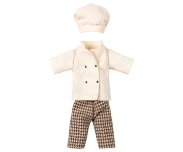 Chef kok outfit - Maileg