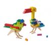 Vogel - bouwplaat