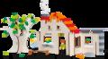 Bouwplaat - Huis - Brikkon