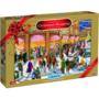 Puzzel Christmas Shopping 1000 stukjes- Gibsons Limited Edition